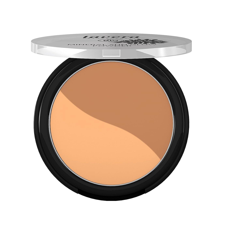 lavera Poudre bronzante - Mineral Sun Glow Powder Golden Sahara 01-2 teintes assorties - vegan - Cosmétiques naturels - Make up - Ingrédients végétaux bio - 100% Naturel Maquillage (9 g) 1052050