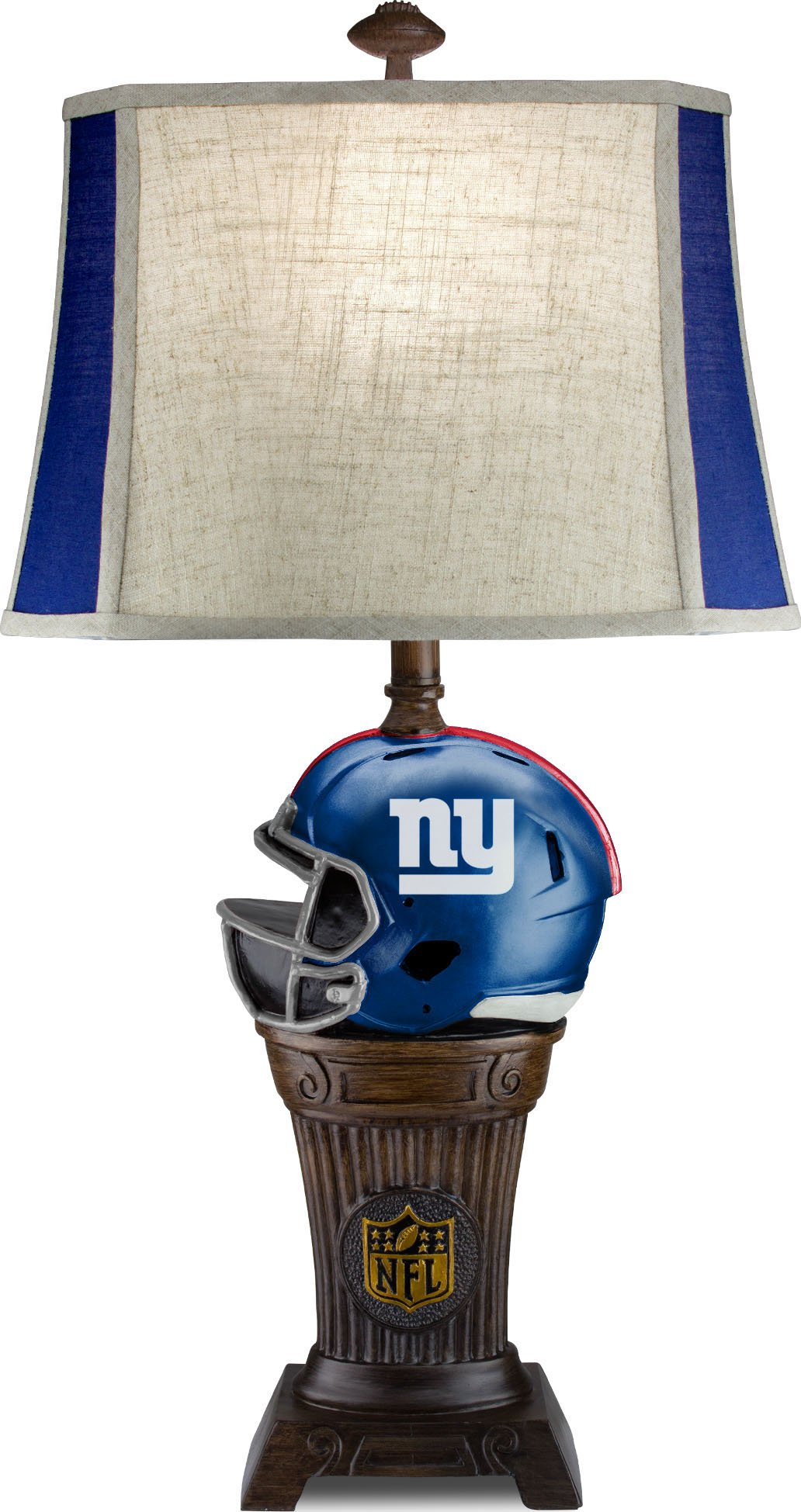 Imperial Officially Licensed NFL Merchandise: Trophy Lamp, New York Giants