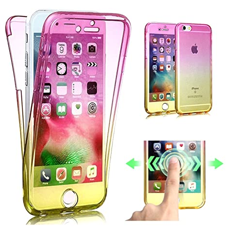 vectady para iPhone 4/iPhone 4S Móvil, silicona Full Body ...