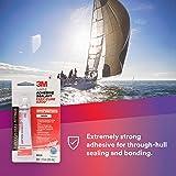 3M 5200FC White 1 Fl Oz 06535 Marine Adhesive