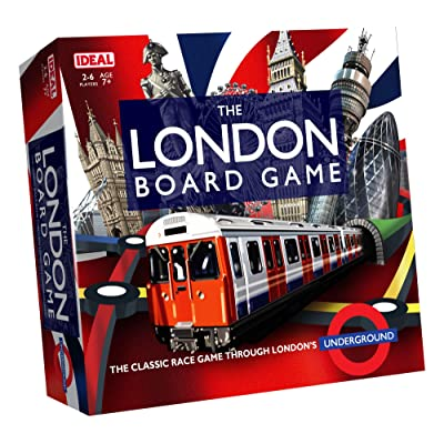 Ideal The London Board Game from: Toys & Games