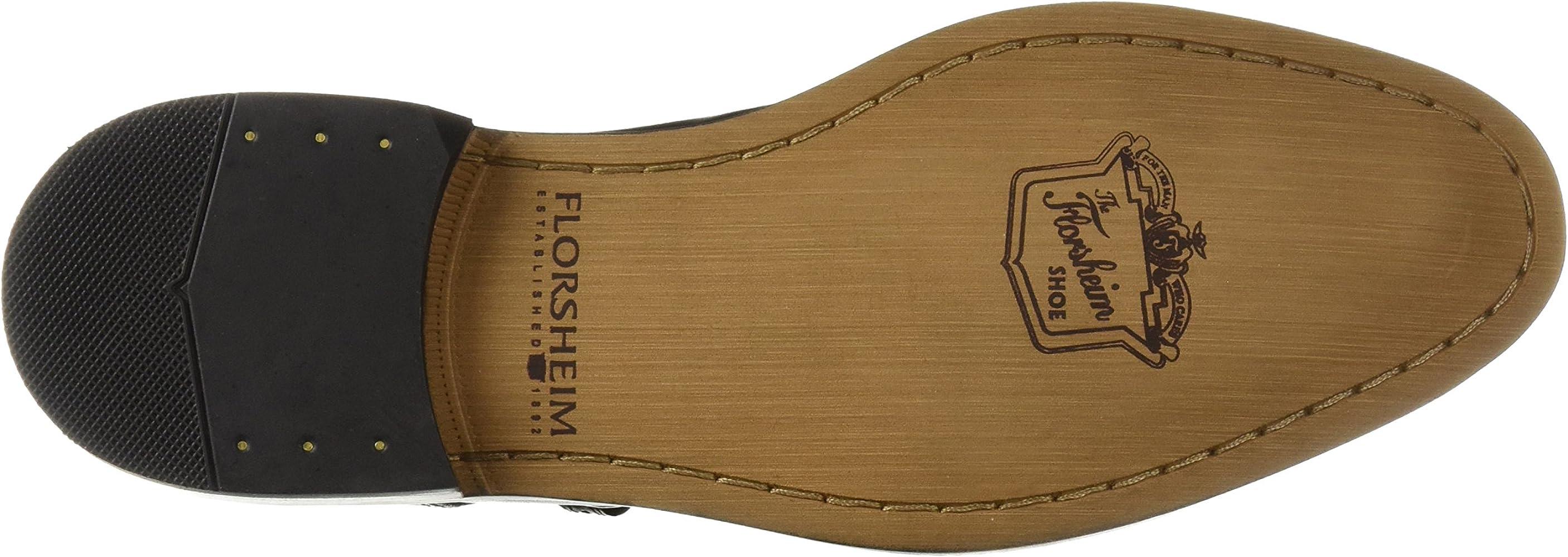 Men/'s Size 12 D Brown//Tan Details about  /Florsheim Montinaro Double Monk Strap 11750 Oxfords