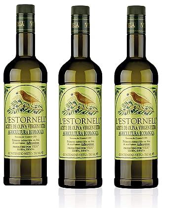 hot sale online dfb61 db162 L`Estornell Natives Olivenöl Extra 0,75 l