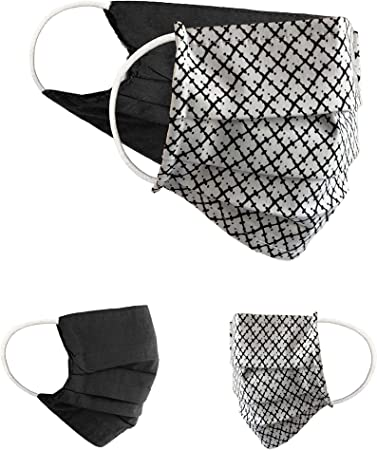 Taille Fabricant : OneSize FR Unique BaF Gray/_Style5 Mask Mixte Adulte