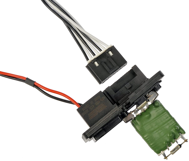 Dorman 973-408 Blower Motor Resistor Kit Automotive Replacement ...