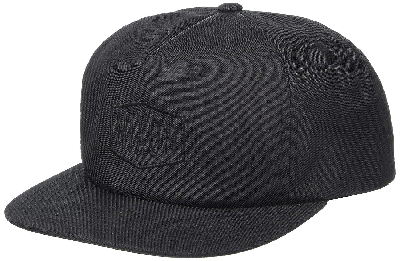 NIXON Mens Lockup Snapback Hat: Amazon.es: Ropa y accesorios