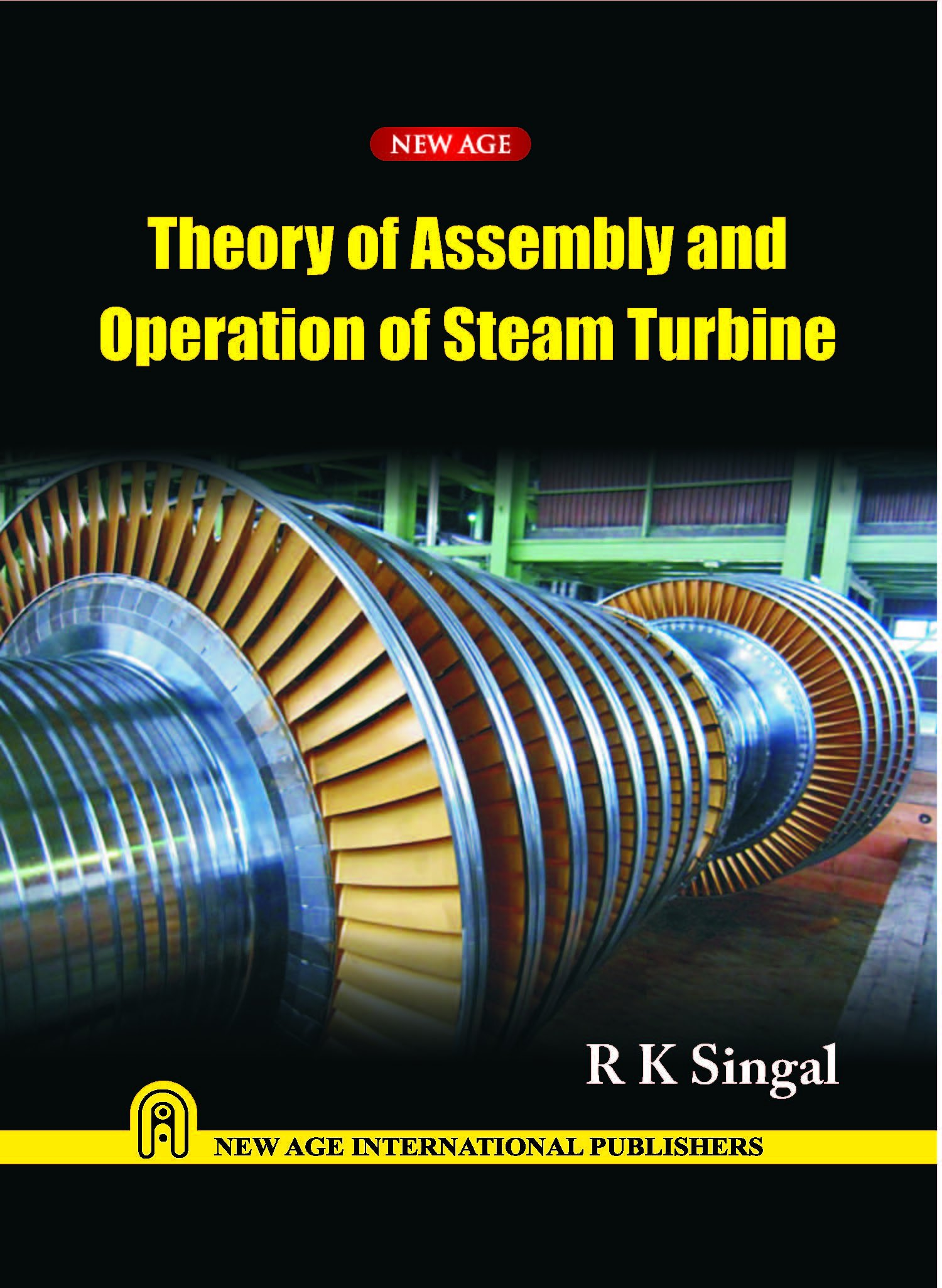 Buy Theory of Assembly and Operation of Steam Turbine Book line