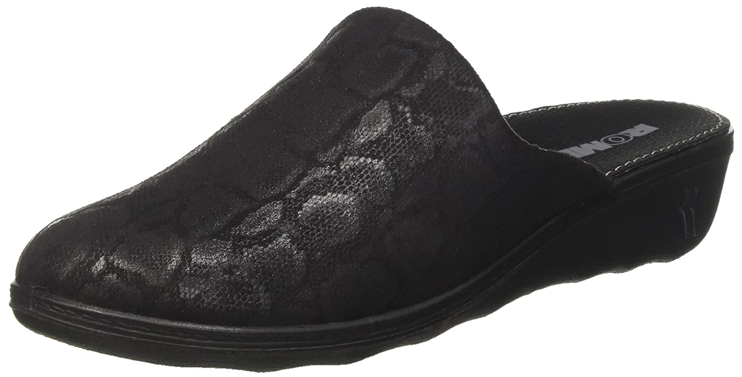 ROMIKA Romilastic 382, Chaussons 17823 Mules ROMIKA Femme Noir Romilastic (Schwarz) 8c72e9c - fast-weightloss-diet.space