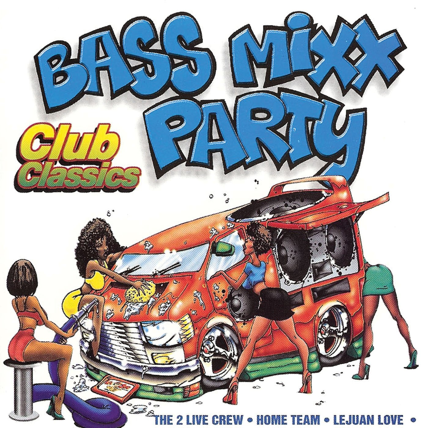 Bass Mixx Party Club by Lil Joe Records