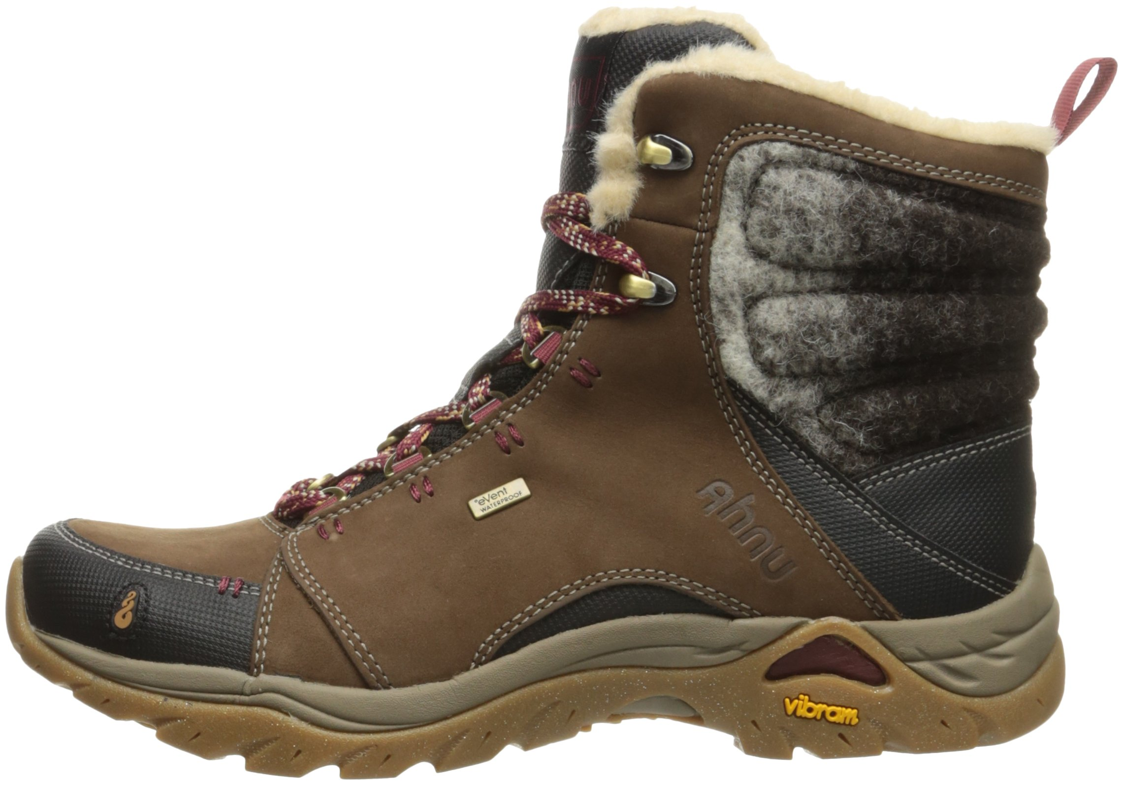 Ahnu Women's Montara Waterproof Boot,Corduroy,9 M US by Ahnu (Image #5)