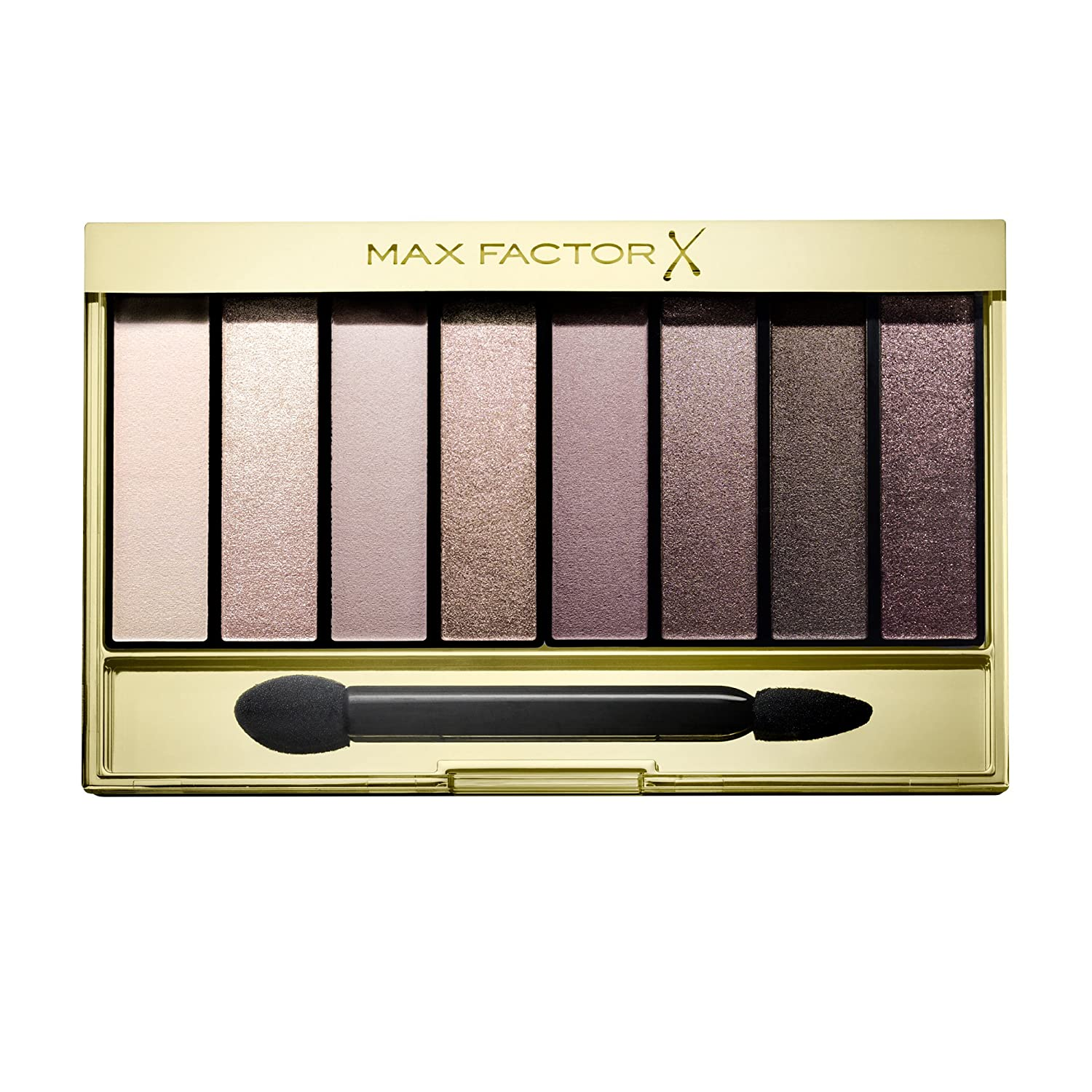Max Factor Masterpiece Nude Palette Contouring Eye Shadows, 6.5 g, 01 Cappuccino Nudes Coty 81597878