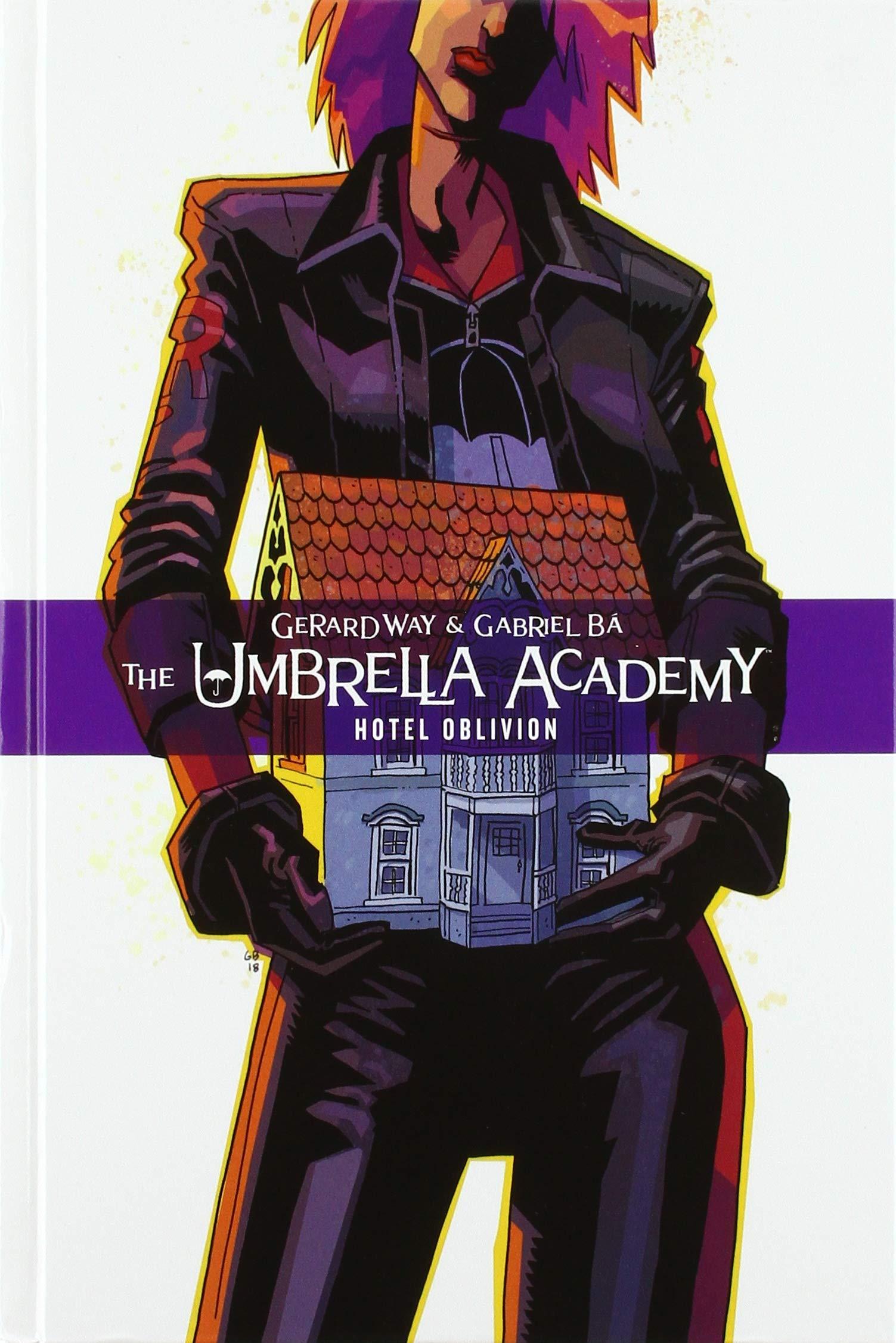 The Umbrella Academy 3  Hotel Oblivion