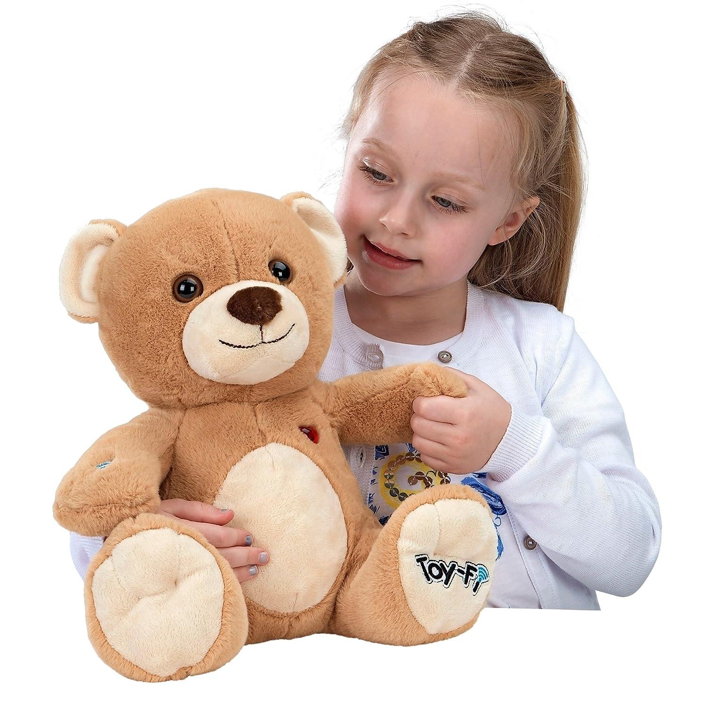 Toy Fi Teddy Plush Toy Amazon Toys & Games