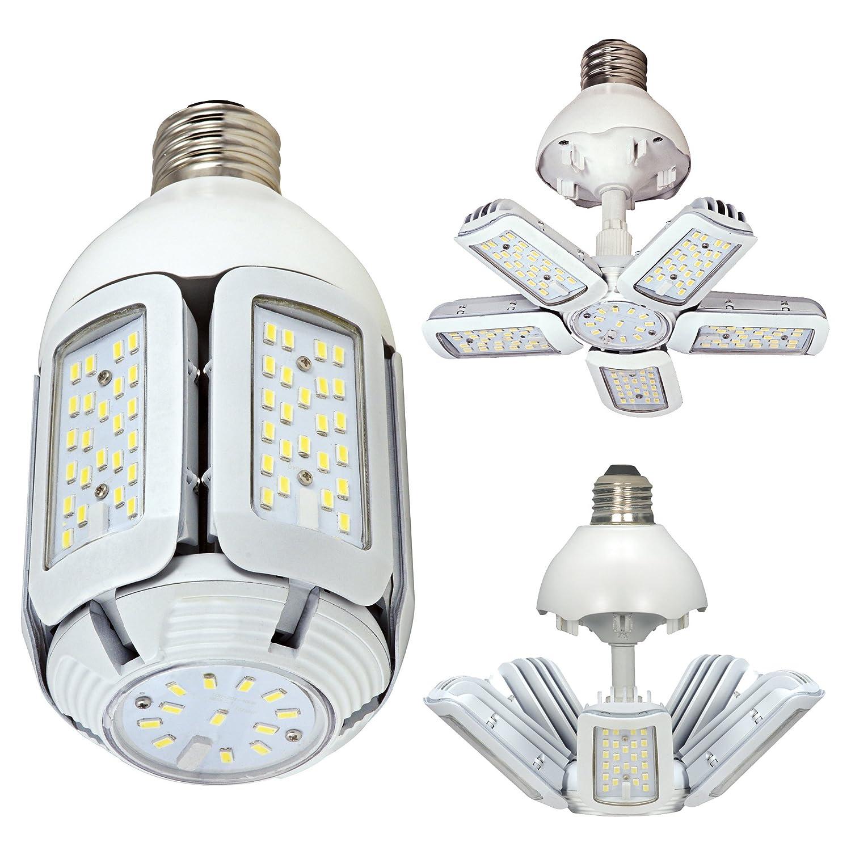 Satco s29769 75 W 5000 K ex39ベースhi-pro multi-beam LEDランプ B07BBY53K5