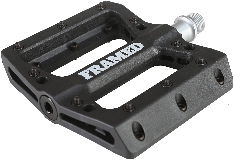 Framed Esker W /交換可能なピンバイクペダル B0796GGW5SOne Size