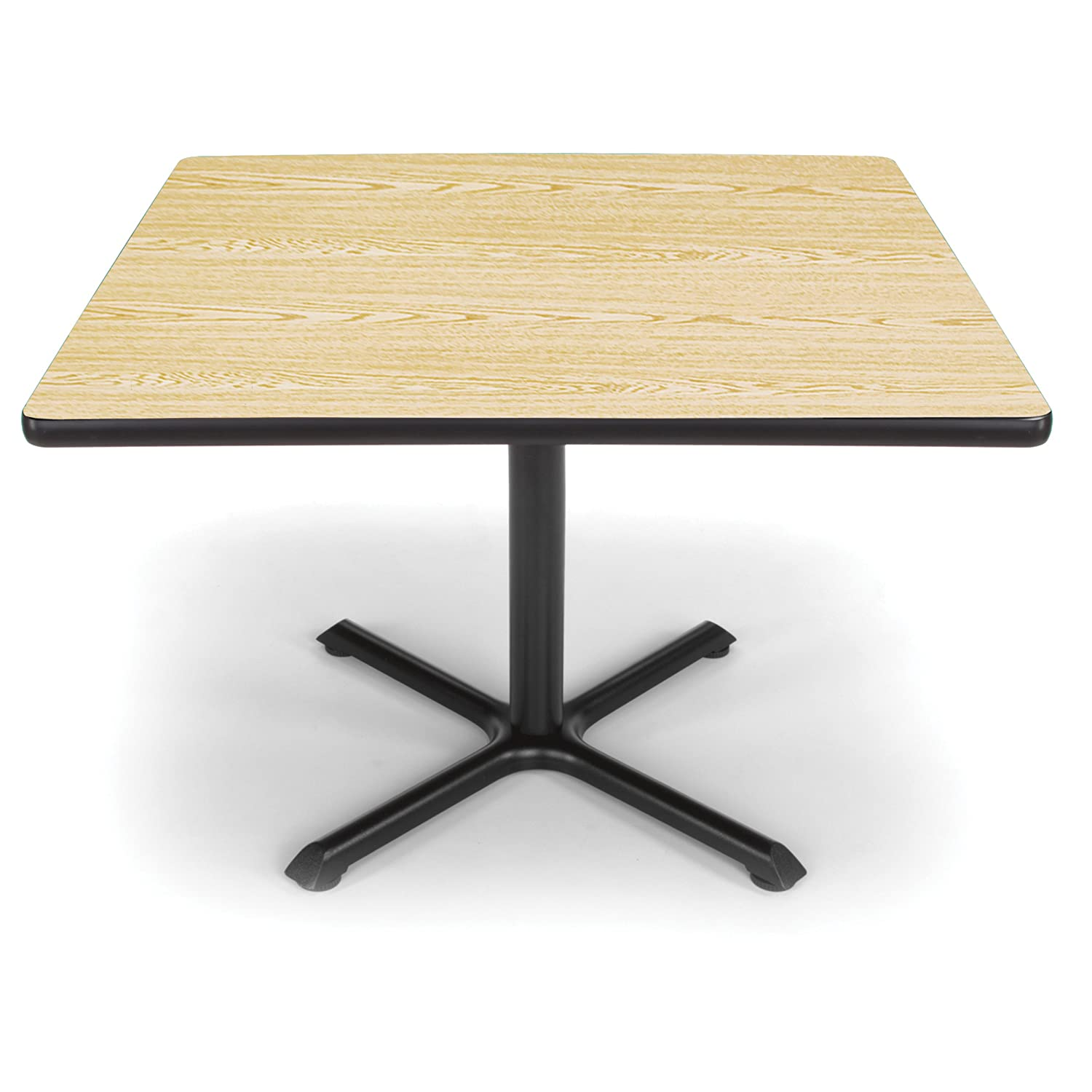 OFM XT36SQ-CHY Square Multi-Purpose Table, 36