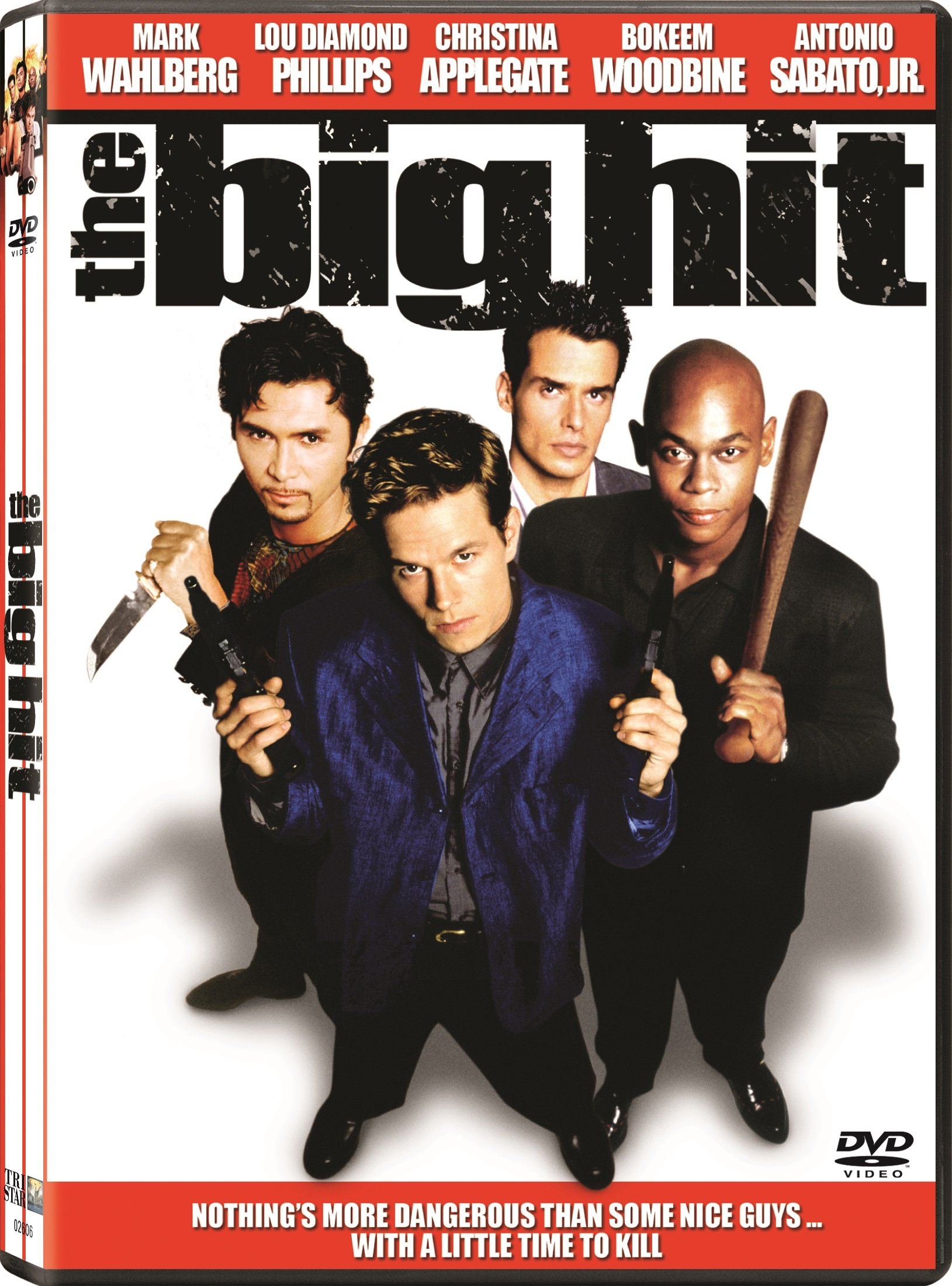 DVD : The Big Hit (Widescreen)
