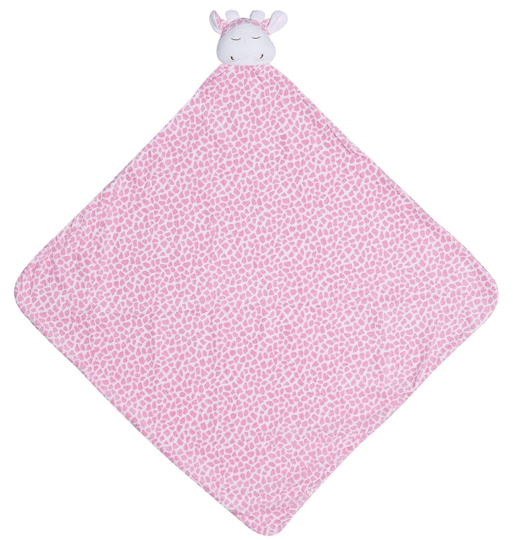 Angel Dear Napping Blanket, Pink Giraffe by Angel Dear