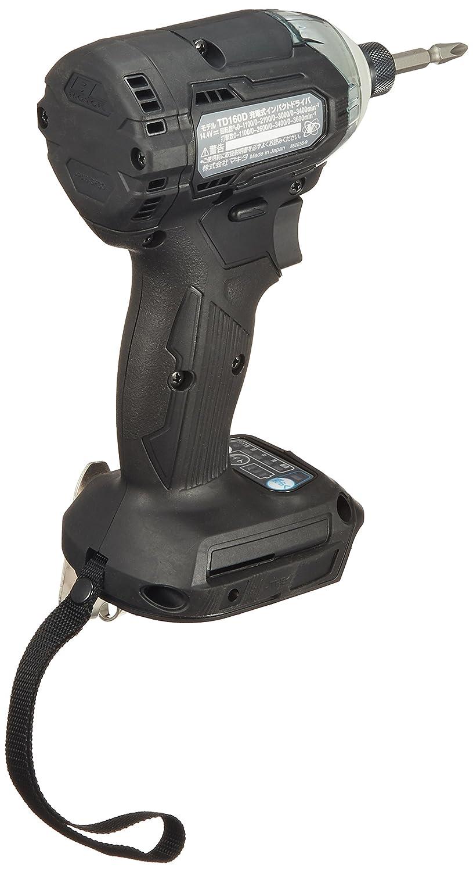 マキタ TD160DZB 充電式インパクトドライバ 黒 14V 本体のみ