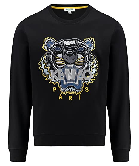 Kenzo Paris - Men s Sweatshirt Tiger  Amazon.co.uk  Clothing 42c2609e4a69
