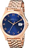 Marc by Marc Jacobs Women's MBM3316 Slim Rose Gold-Tone Watch with Link Bracelet