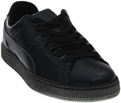PUMA Women's Basket Creepers Metallic IndigoIndigoBlack