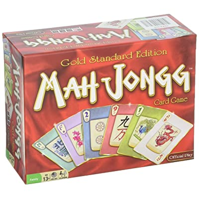 Continuum Games Mah Jongg: Toys & Games [5Bkhe0306883]