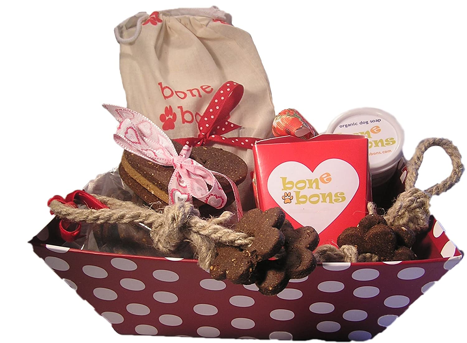 Amazon.com: Holiday Gift Basket: Pet Supplies