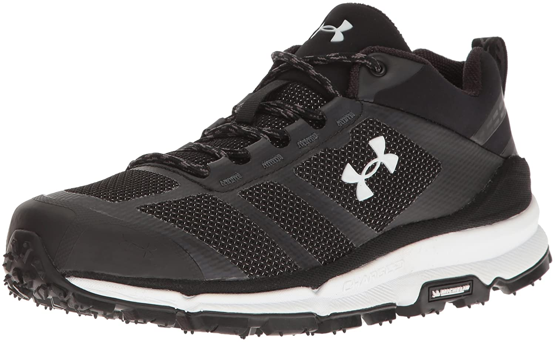 Under Armour Men's Verge Low Hiking Boot B01GPFG5BQ 6.5 M US|Black (001)/Black