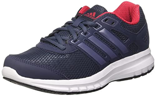 buy popular 8522b 75292 adidas Womenss Duramo Lite W Running Shoes Multicolor (Trace BlueSuper  PurpleEnergy