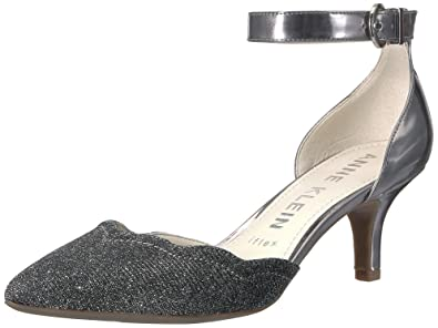 b525cda66230 Anne Klein Women s Findaway Ankle Strap Pump