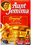 Aunt Jemima Original Pancake & Waffle Mix 453g (16 OZ)