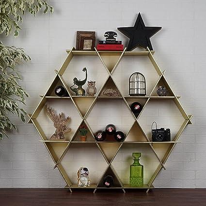 Amazoncom Lamodahome Cardboard Shelf 100 Corrugated Cardboard - Cardboard-bookshelves