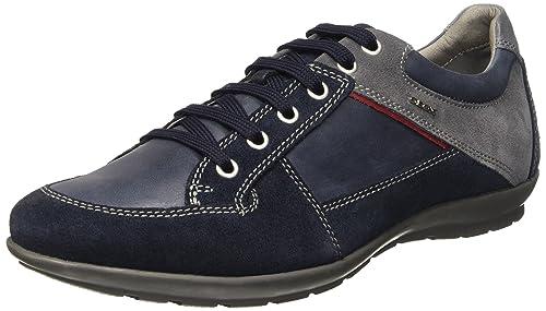 Geox Herrenschuhe UOMO SYMBOL U62A5A Herren Sneaker