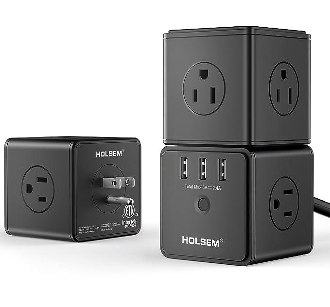 Review HOLSEM Power Cube Surge