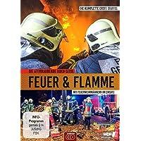 Feuer & Flamme: Mit Feuerwehrmännern im Einsatz - Die komplette erste Staffel [3 DVDs]
