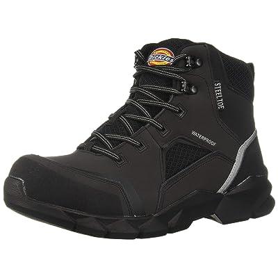 Dickies Men's Corvus Steel Toe Eh Waterproof Construction Boot | Industrial & Construction Boots