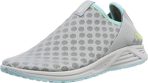 Columbia Molokini Slip, Zapatillas de Trail Running para Mujer, Gris (Earl Grey, Coastal Blue), 39 EU: Amazon.es: Zapatos y complementos