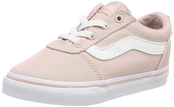 Vans Ward Sneakers Unisex Mädchen/Jungen Baby Schuhe rosa pink Sepia Rose