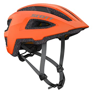 Scott Groove Plus Bicicleta Casco Naranja 2018, Small/Medium