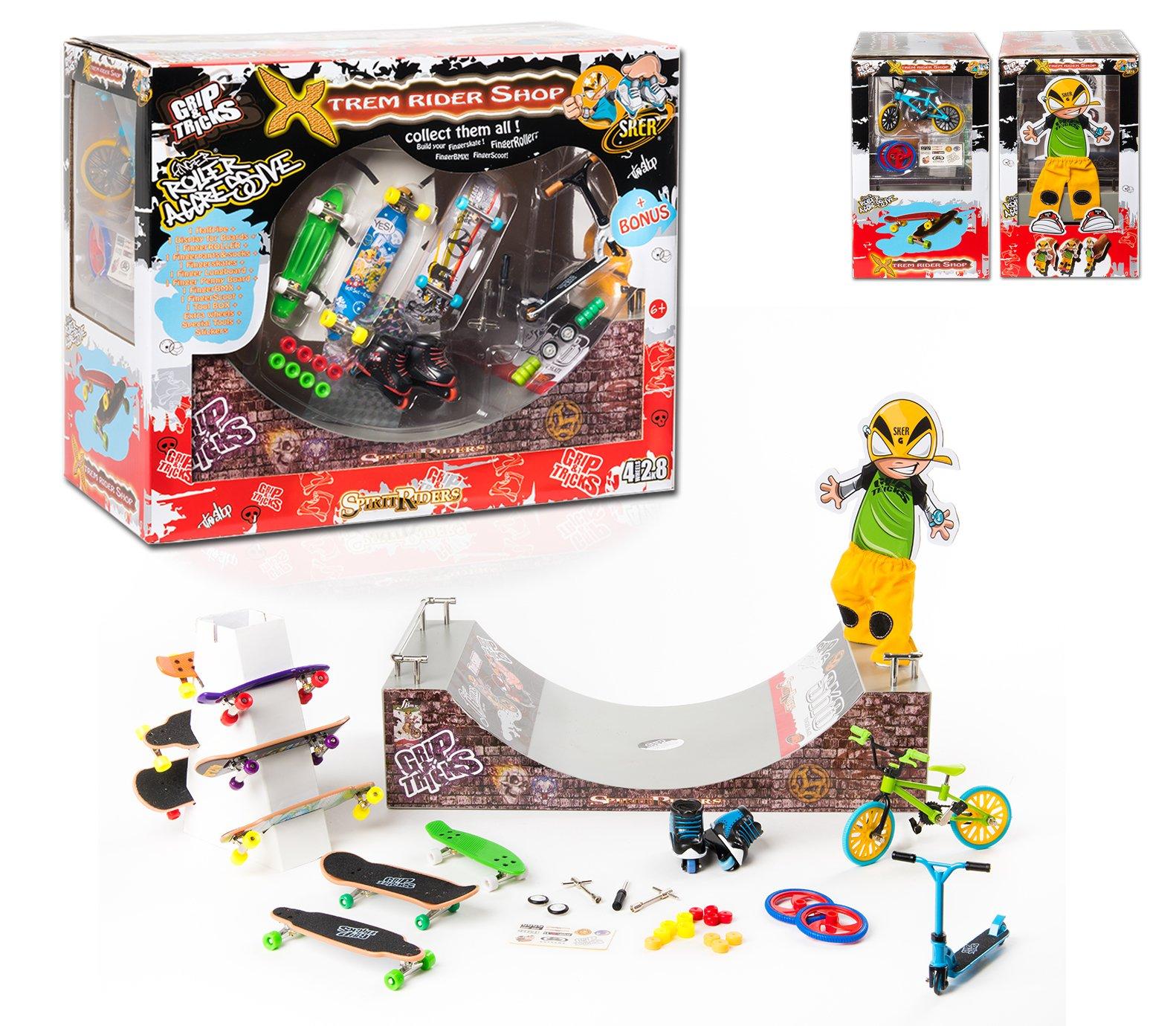 Grips & Tricks X-Trem Rider Shop by Grips & Tricks