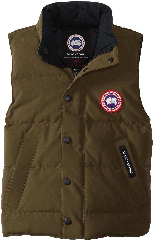 canada goose vest xxs