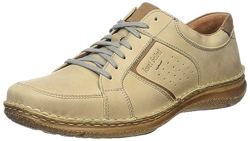 Mens Anvers 81 Loafers, Charcoal, 7 UK Josef Seibel