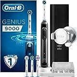 Oral-B博朗欧乐B Genius 9000电动充电牙刷 黑色 英国版