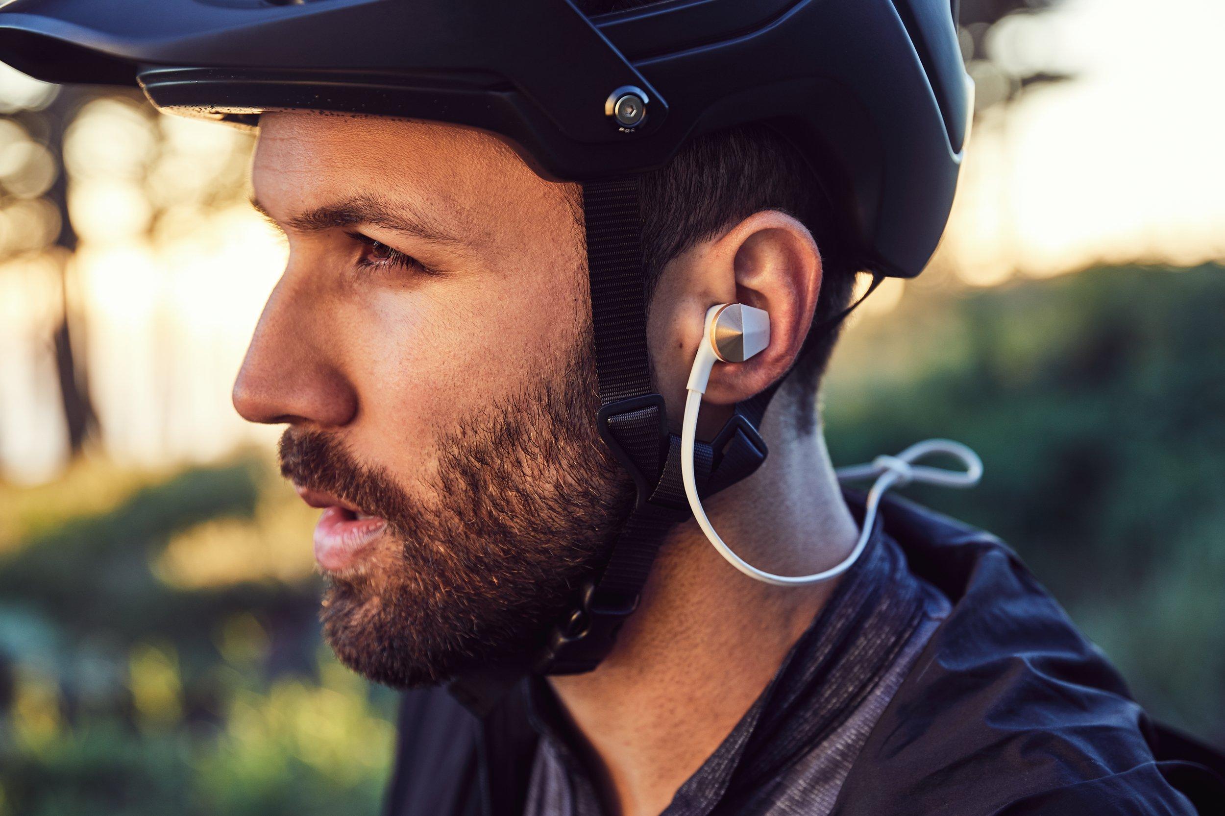 Fitbit Flyer Wireless Headphones, Lunar Gray by Fitbit (Image #8)