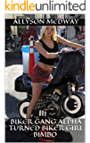 Biker Gang Alpha turned Biker Girl Bimbo (Alpha Male, Witchcraft, Bimbofication)