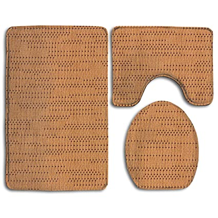 Amazon Com Kimberlyblaine A Blank Rust Colored Canvas 3 Pack Bath