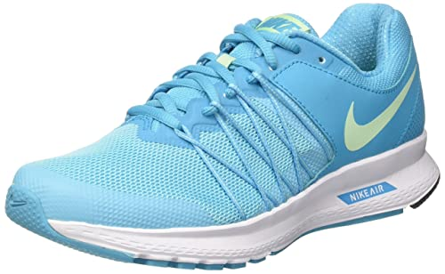 Suposición Inconveniencia Supone  Buy Nike Women's Air Relentless 6 Running Shoe, 7. 5, Blue at Amazon.in