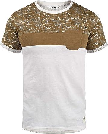 Solid Florian - Camiseta para Hombre: Amazon.es: Ropa y accesorios