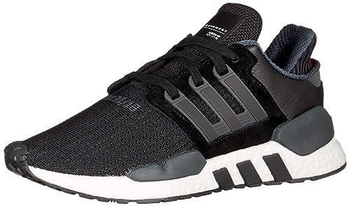 Scarpa Adidas uomo EQT Support 91/18 B37520 Originals Black fw 18/19 44: Amazon.es: Zapatos y complementos